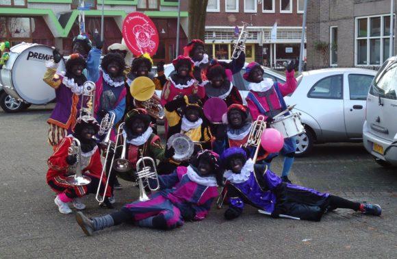 5-Decemberband weer in Nederland