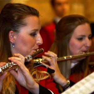 Dwarsfluitdocente Show- & Marchingband ViJoS wint Grammy