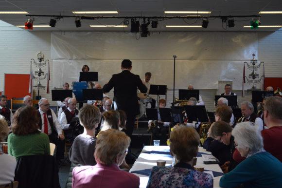 Geslaagd concert in Den Bosch!