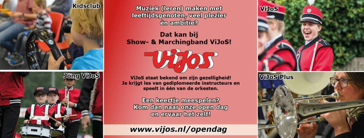 12 september Open dag ViJoS