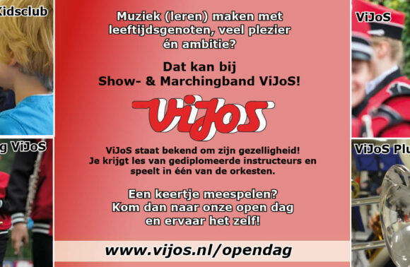 12 september Open dag ViJoS